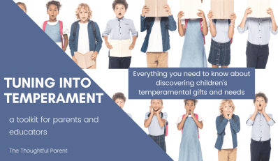 difficult child temperament