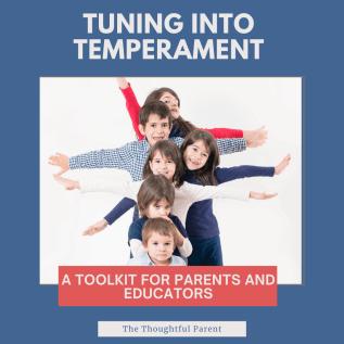 child temperament book