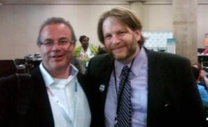 Peter Winick and Chris Brogan