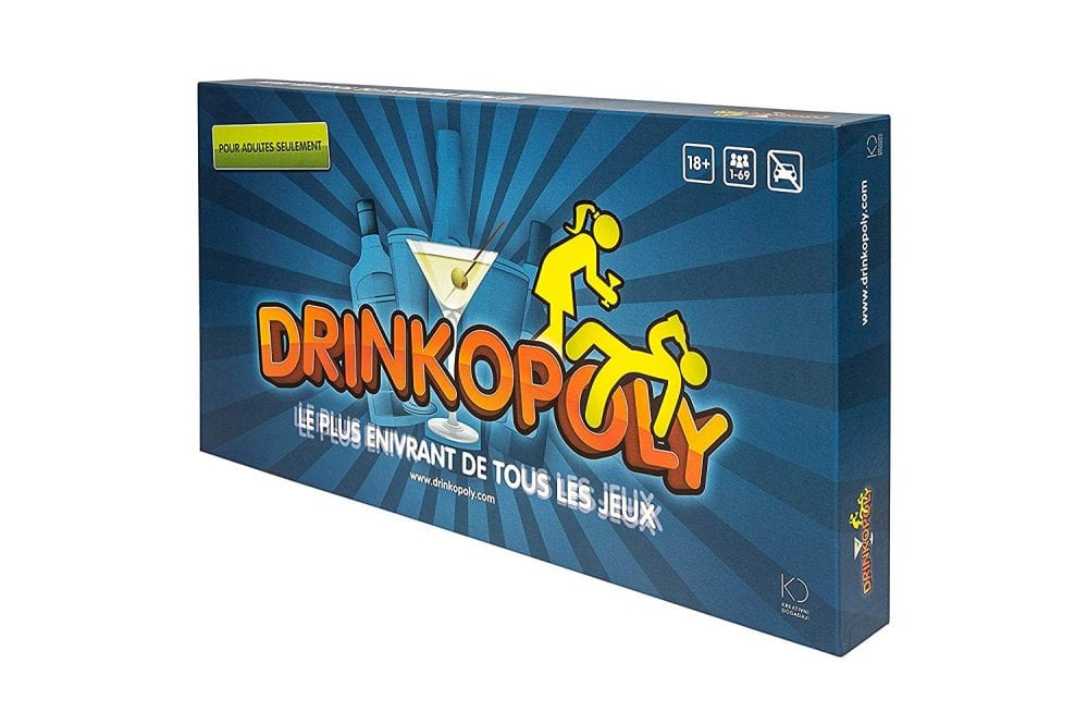 Have You Tried Drinkopoly Yet? Then You Should, ASAP