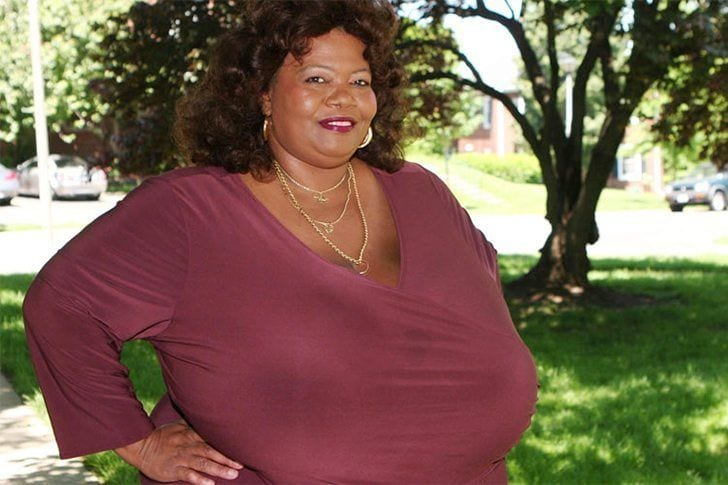 11 women with the biggest cup sizes in the world