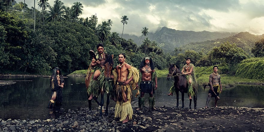 the 21 beautiful pictures of tribes isolated from the rest of the world
