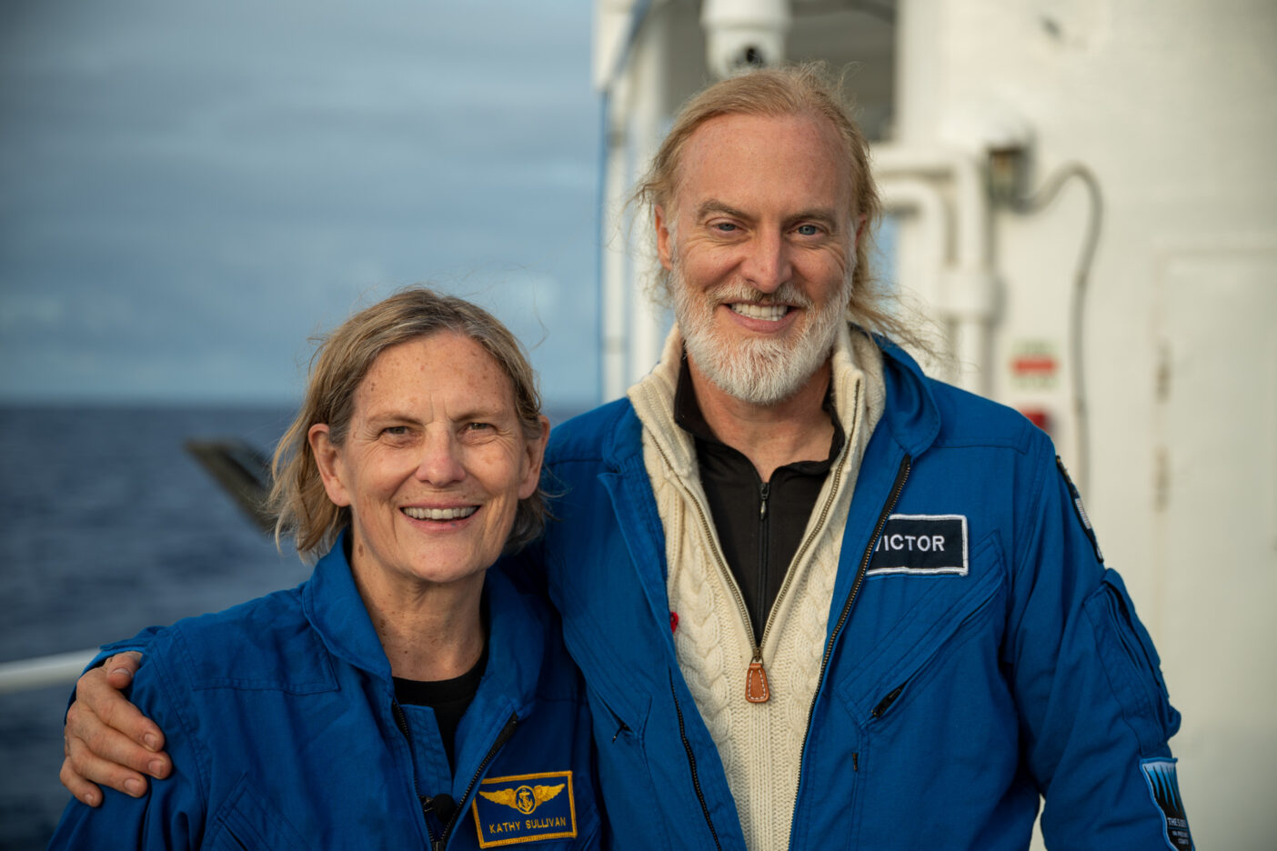 Former NASA Astronaut Becomes The First Woman To Dive To Deepest Point On Earth