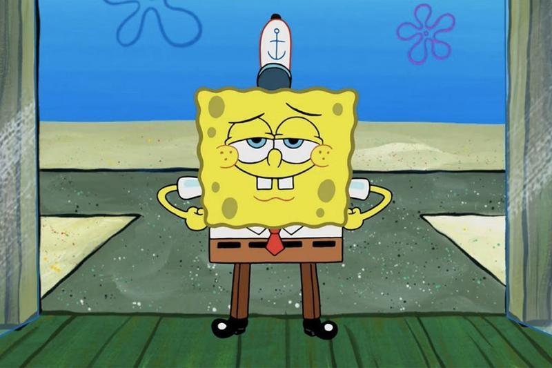 Nickelodeon Hints SpongeBob SquarePants Is Gay In Pride Post