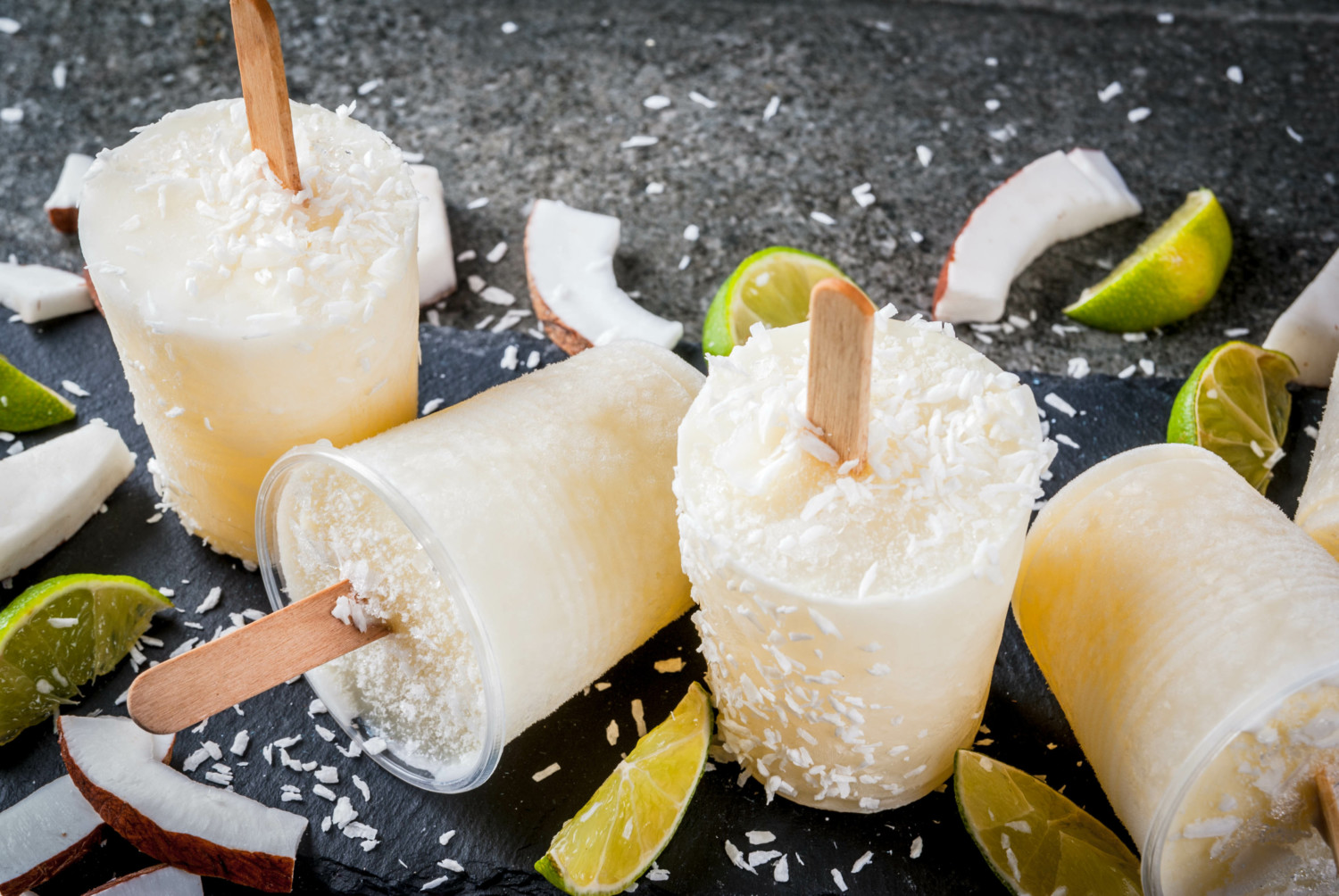 Malibu Rum Popsicles Make The Most Refreshing Summer Treat