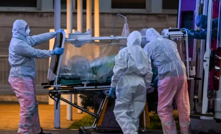 cheating husband catches coronavirus on a secret trip to italy with mistress – and his quarantined wife has no idea