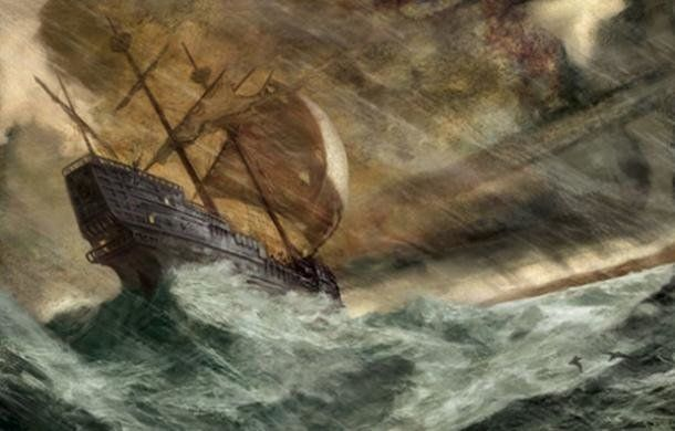 Archaeology Bombshell: Shipwreck's 'Chest Of Gold' Find Could Solve 16th-Century Mystery