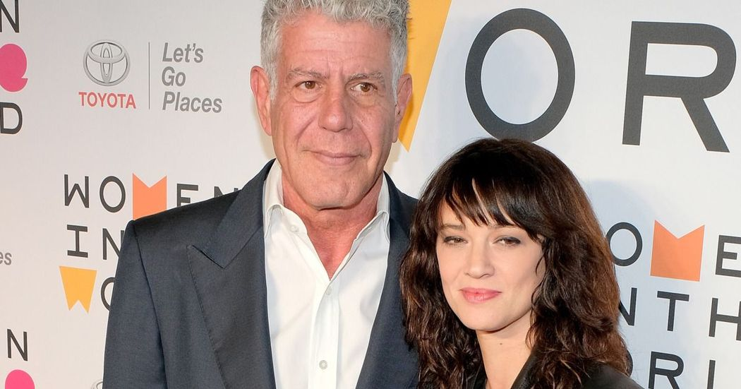 anthony bourdain discussed his suicidal thoughts in one of his final interviews