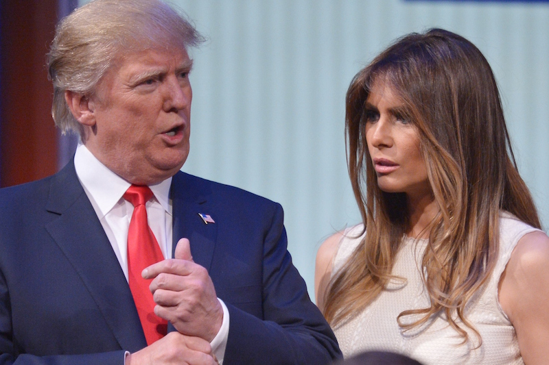 melania is planning to divorce trump white house insider says