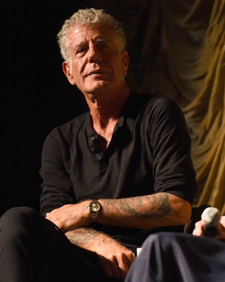 gladys bourdain gets her first tattoo in honor of her late son anthony bourdain