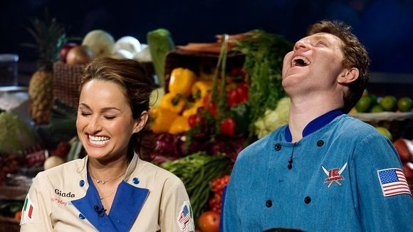 9 times food network stars found themselves fighting each other