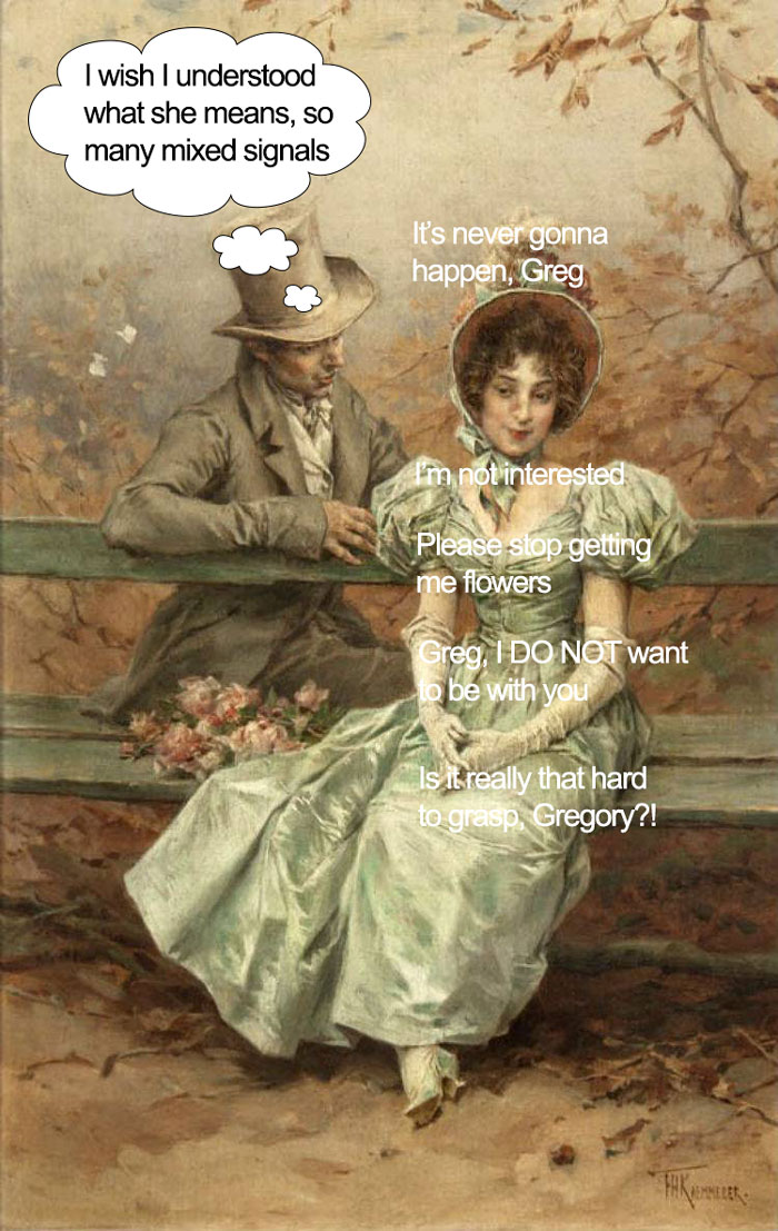 50 classic art memes that prove nothing has changed in 100s of years (new pics)