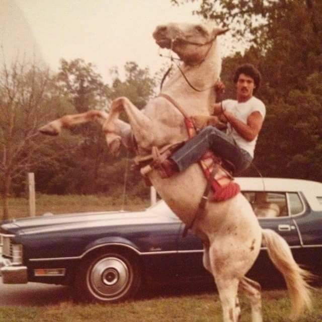 55 vintage photos of your parents being cooler than you will ever be
