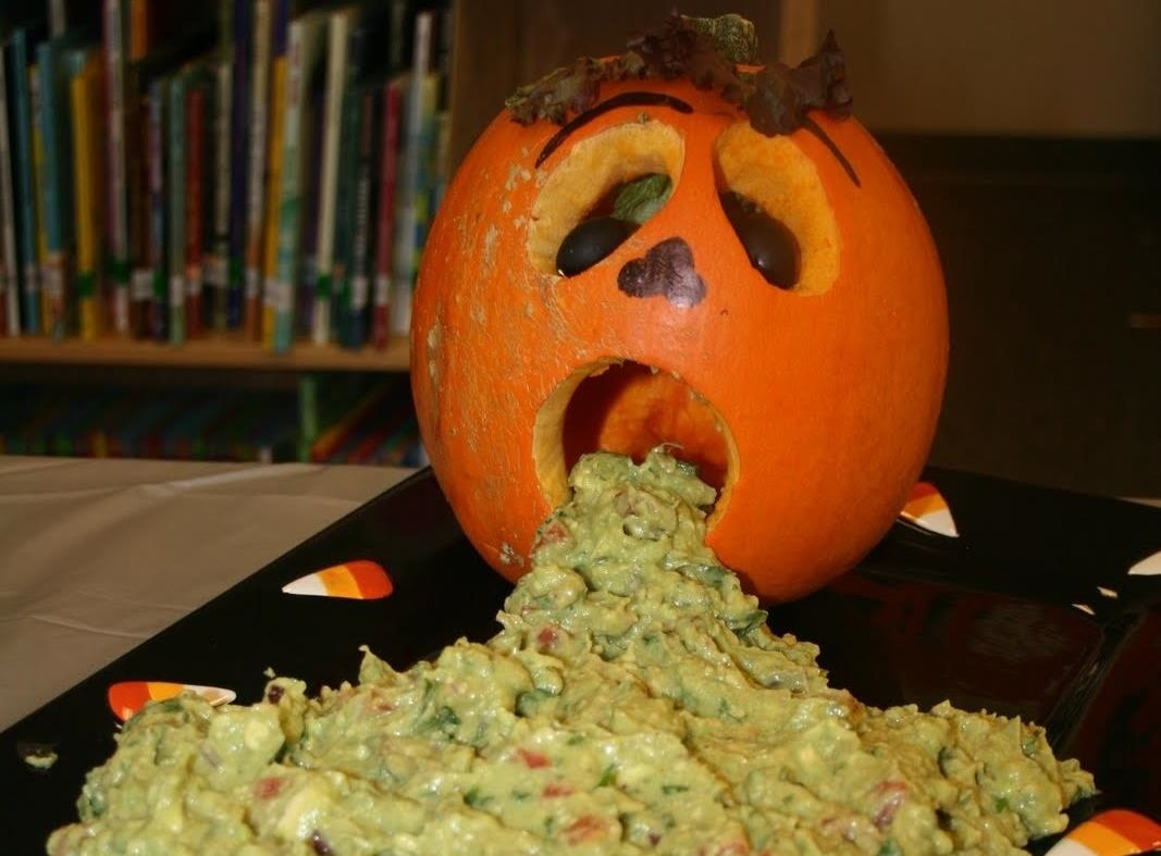 20 disgusting and easy food ideas for halloween