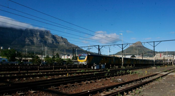 railway cable thief in cape town electrocuted, burnt beyond recognition