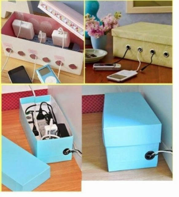 de-clutter your life with these amazing storage hacks