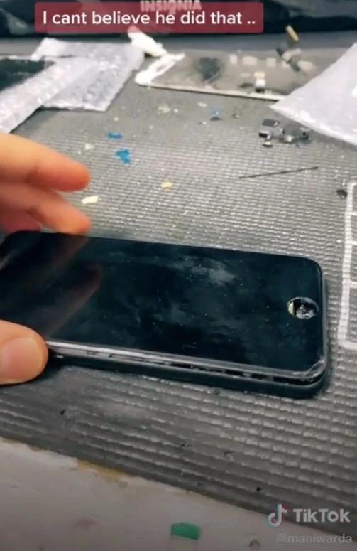 michigan iphone repairman busts cheating husband on tiktok
