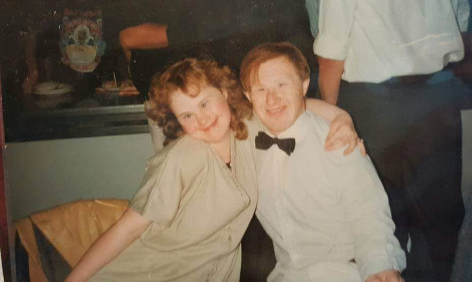 an unconditional love': couple with down syndrome defy the odds and doubters to celebrate 25 years marriage