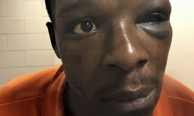 passenger in rideshare beaten by georgia sheriffs for not producing id
