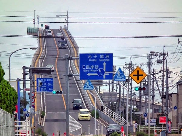 this bridge is so terrifying it gives even the most confident drivers nightmares and anxiety attacks