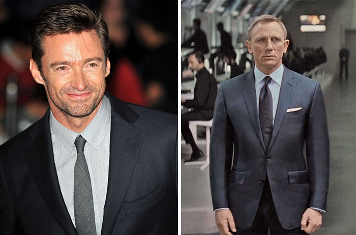 30 actors that were considered for famous roles vs. who actually got them