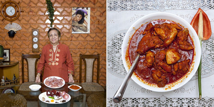 what grandmothers cook around the world