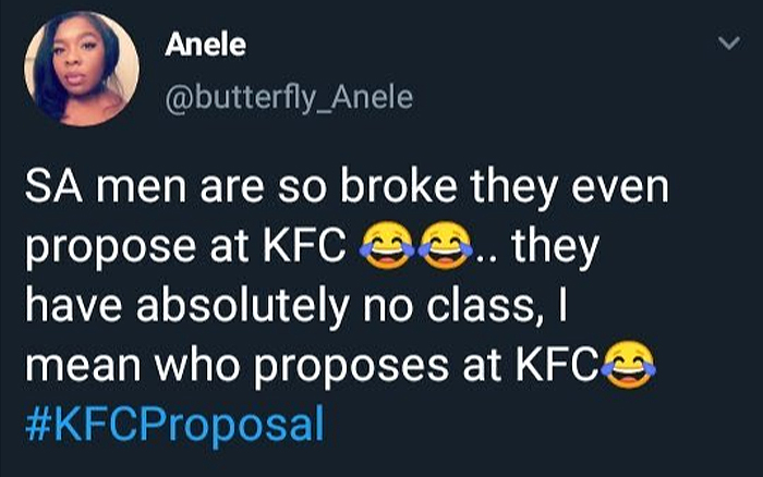 kfc, it backfires hilariously as the biggest companies are offering to fund their wedding