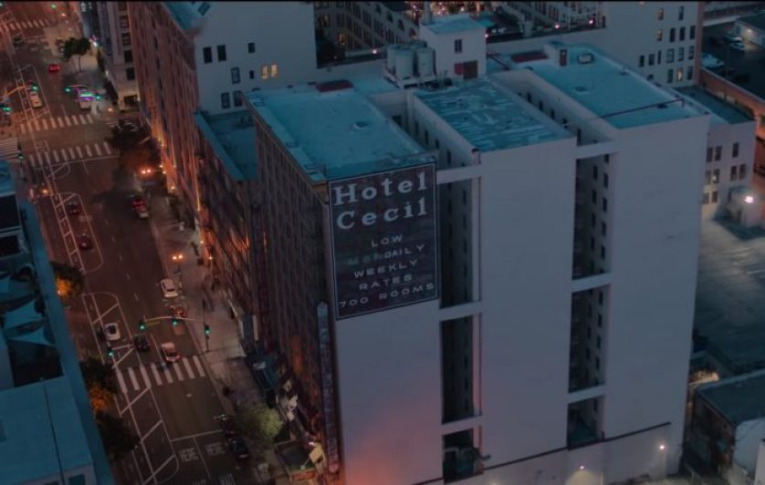 netflix debuts 'crime scene: the vanishing at the cecil hotel'