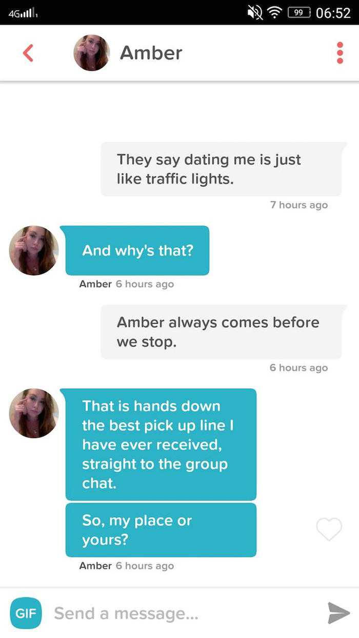 30 funny tinder pick up lines that also work as dad jokes