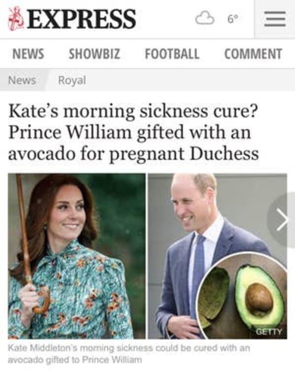 headlines prove that meghan markle was treated much worse than kate middleton (24 pics)