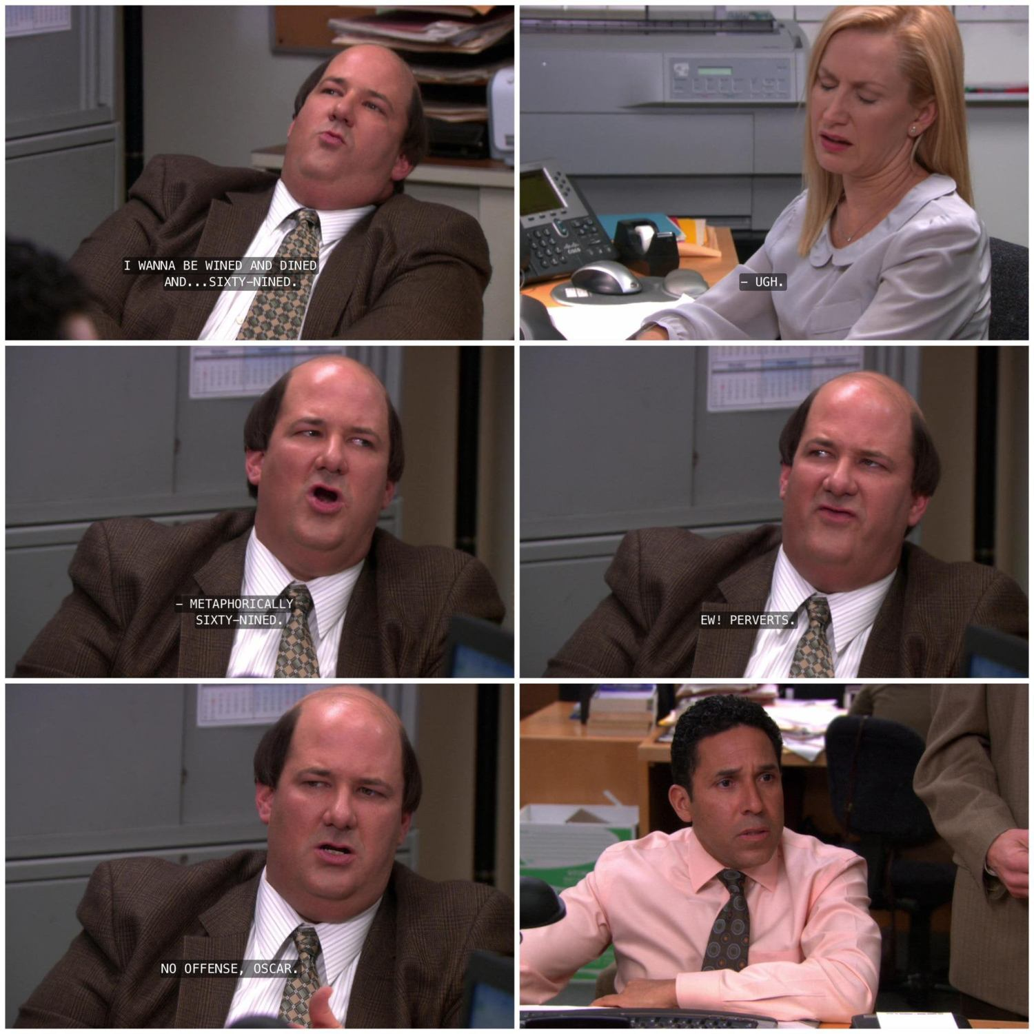 12 quotes by kevin malone from the office that is basically all of us