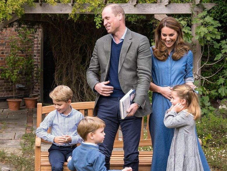 the royal family shares cute unseen pic of prince louis to celebrate his 3rd birthday