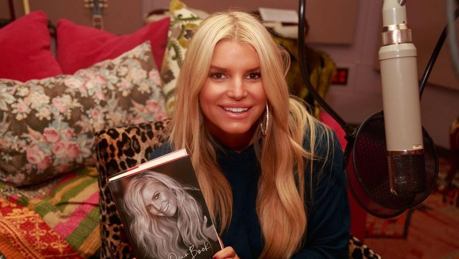jessica simpson opens up about throwing out her scale: 'it was a ouija board.'