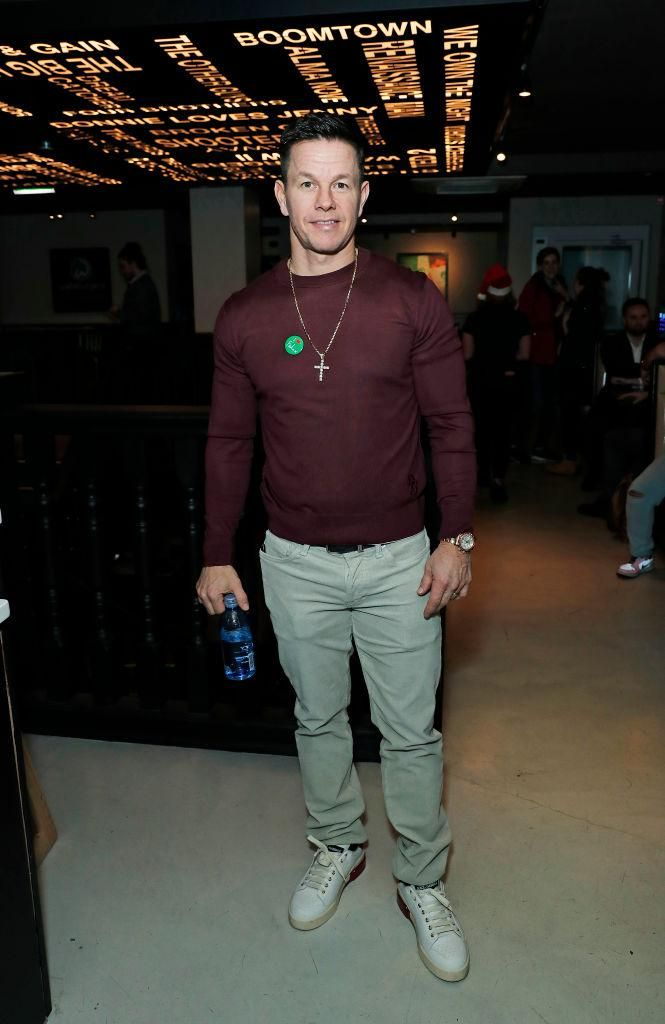 mark wahlberg shows off his new body after putting on weight for new role