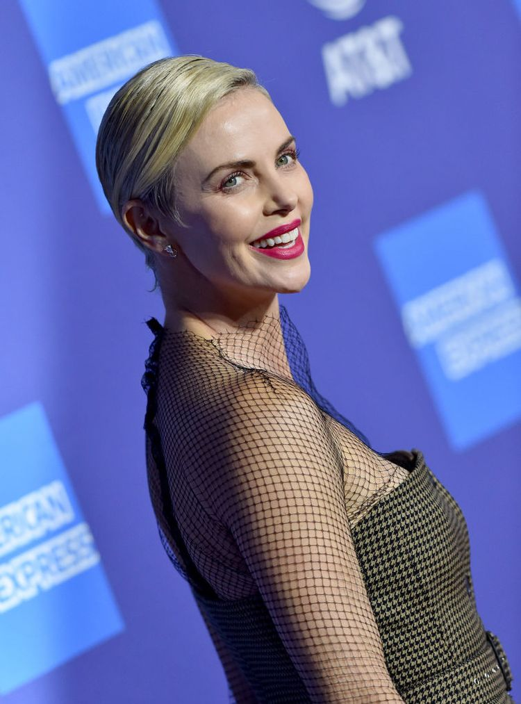 Charlize Theron Shares Rare Photo Of Her Transgender Daughter