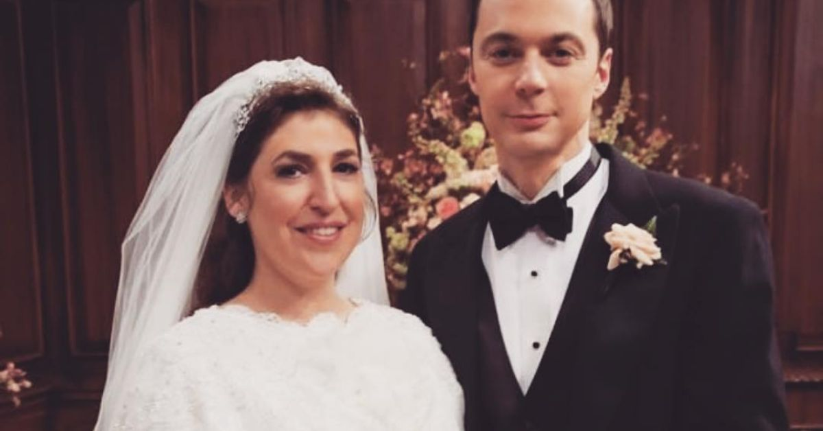 mayim bialik got candid about why she 'worked so well' with 'big bang' co-star jim parsons