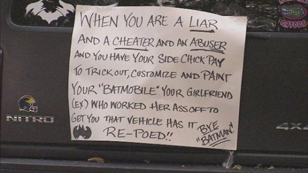 15 people that exacted epic and savage revenge on their ex-lovers
