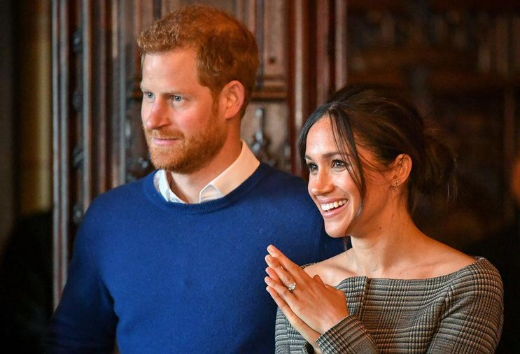 meghan markle has changed her name on lili's birth certificate