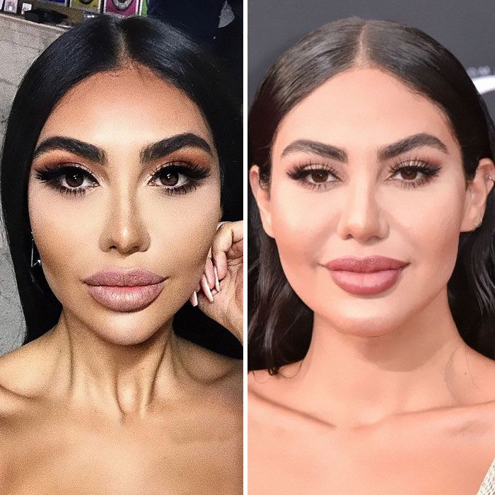 You Won't Believe What These Instagram Influencers Really Look Like