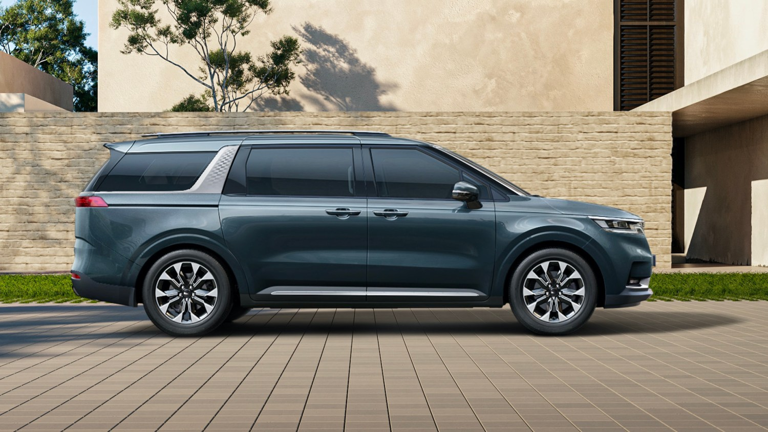 This New Kia Seats 11 People So, Go Ahead And Bring The Entire Family For A Ride