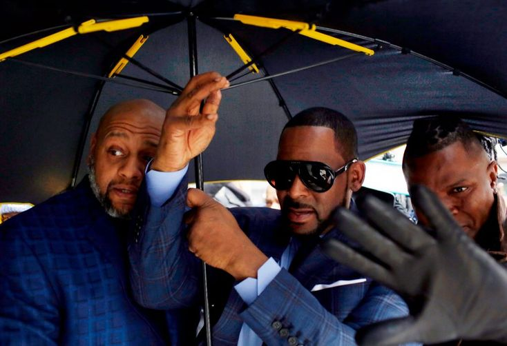 Take A Look At What R. Kelly's Life In Prison Is Actually Like