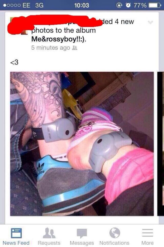 22 trashy facebook posts that prove humans are weird