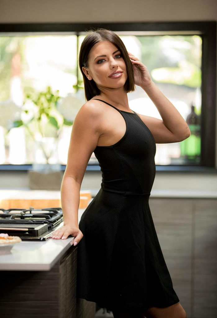 Adult Film Star Adriana Chechik Says She Wants To Sleep With Fans