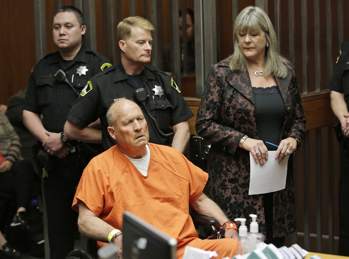Meet Sharon Huddle, The Lawyer Who Was Married To The Golden State Killer During His Bloody Reign