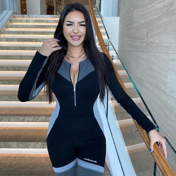Tiktok Star Drops Her Latest Gorgeous Photos