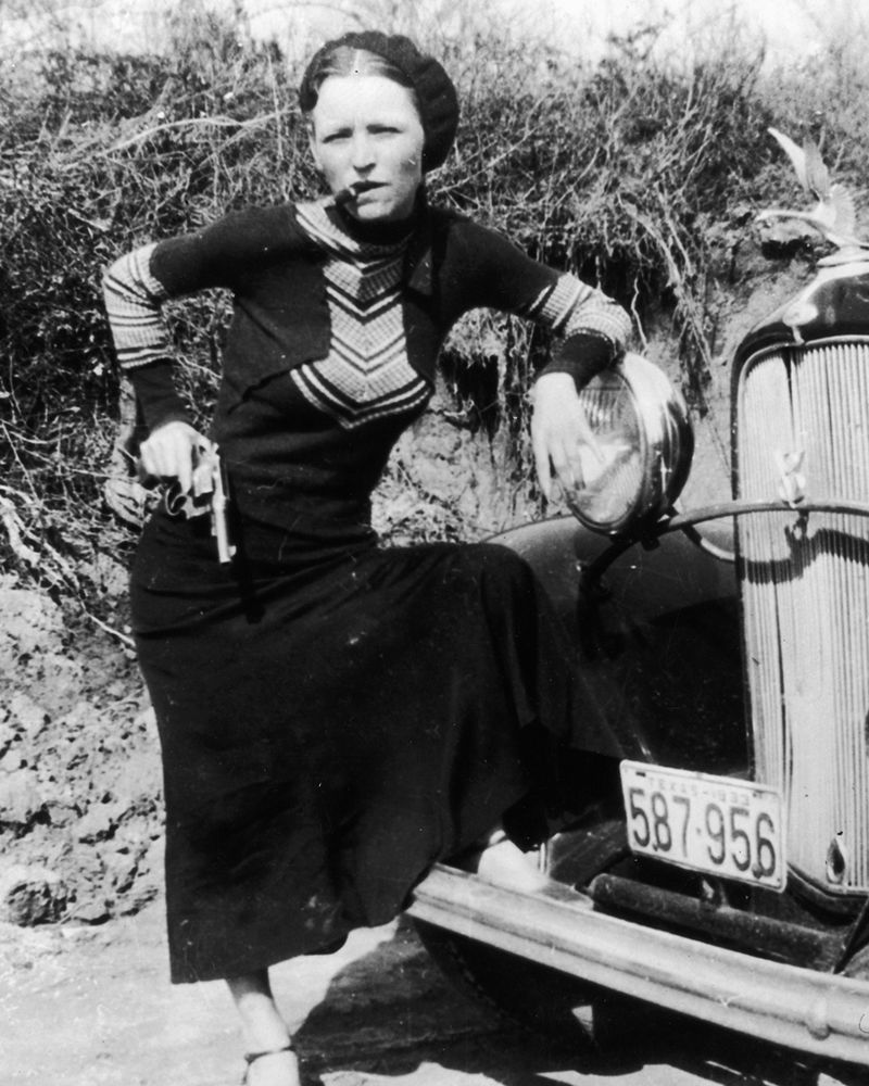 Inside The Gruesome Death Of Bonnie And Clyde At The Hands Of A Trigger Happy Posse