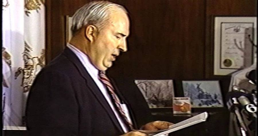 """R. Budd Dwyer And The Death Of An """"honest Man"""""""