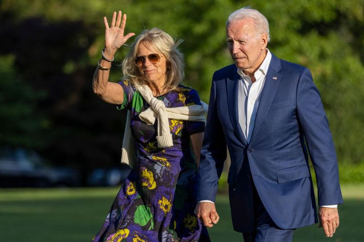 Jill Biden Hospitalized