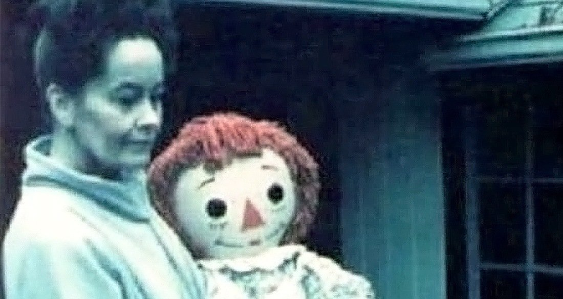 Inside The Real Annabelle Doll's True Story Of Terror