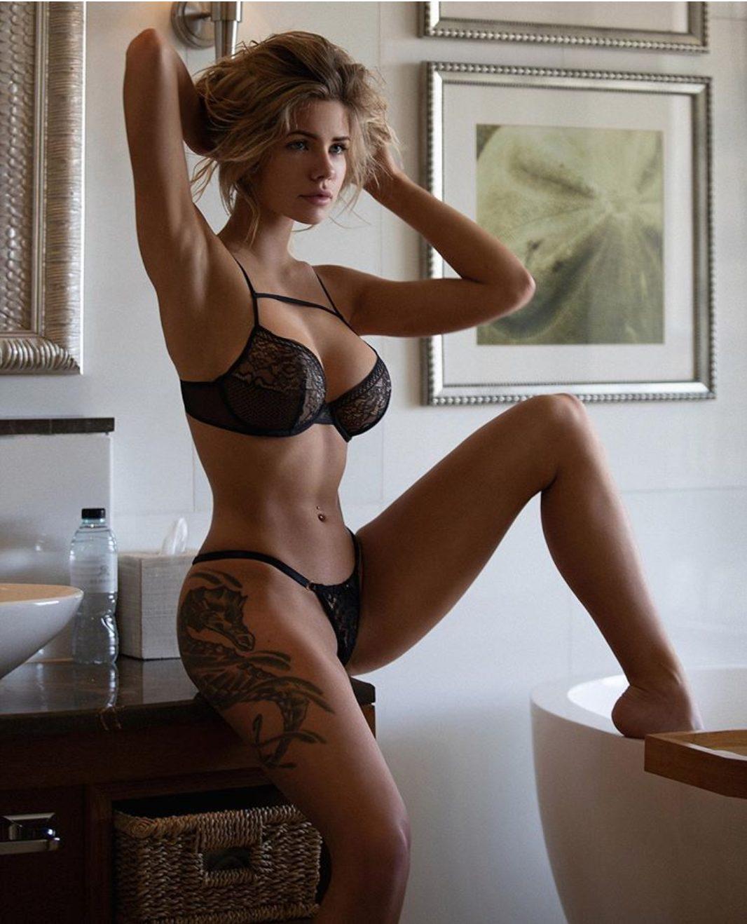 Tattoo Babe Of The Day Natalya Karsavina